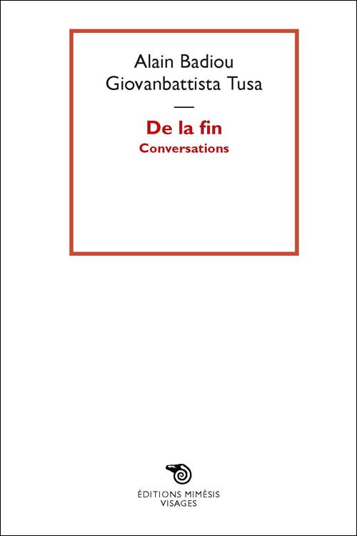Giovanbattista-Tusa -Alain-Badiou- Philosophy